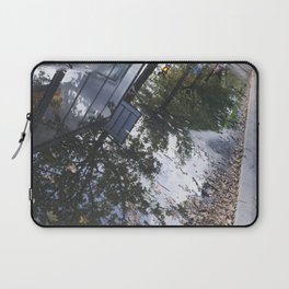 all that you think reflects into reality Laptop Sleeve