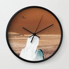 [NEGARTIVE] The Woman II Wall Clock