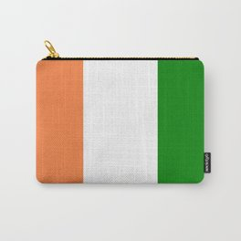 Flag of Ivory Coast Carry-All Pouch