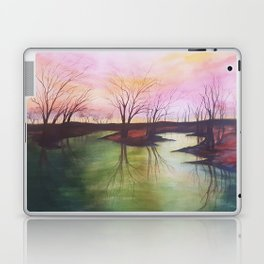 154, watercolor Laptop & iPad Skin