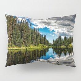 Big Sky, Lake Irene, Colorado Pillow Sham