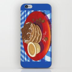 Pancakes Week 4 iPhone & iPod Skin