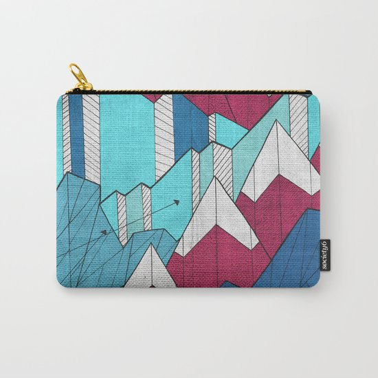 Geomounts Carry-All Pouch
