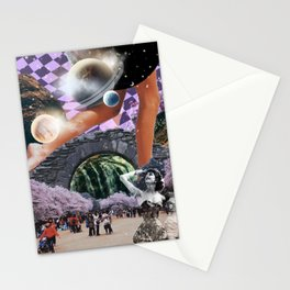 Closer Than you Think Stationery Cards