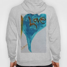 Love duo | Duo d'amour Hoody