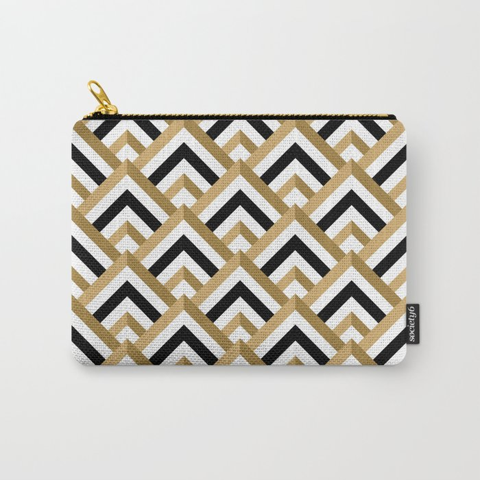 hill pattern Carry-All Pouch