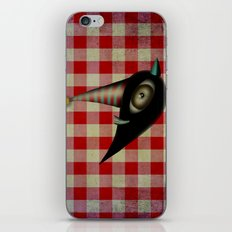 Lighting Birds Whimsical Art iPhone & iPod Skin