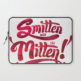 Smitten with the Mitten Laptop Sleeve