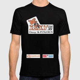 86 35 FUNd RUN Tee T-shirt