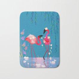 Flowermingo Bath Mat