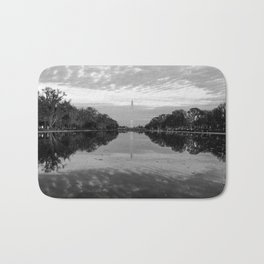 Reflecting Pool- Washington DC Bath Mat