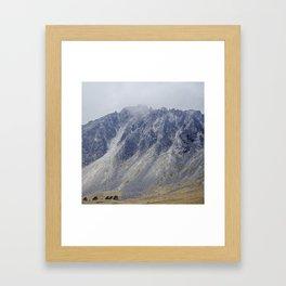 Nevado Framed Art Print