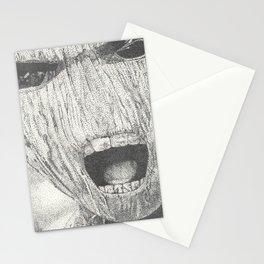 BabyGroot Pointillism Stationery Cards