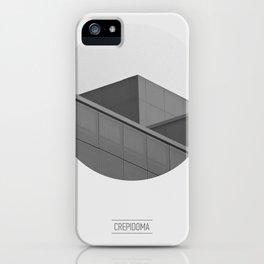 CREPIDOMA iPhone Case