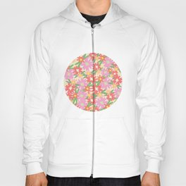floral party Hoody