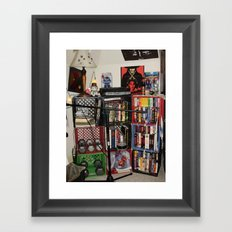 My Corner Framed Art Print