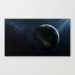 Earthlings Canvas Print