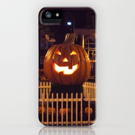A Place for Spooks iPhone Case