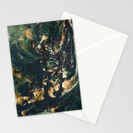 Fluid Gold Series II Stationery Cards