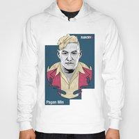 pagan Hoodies featuring Pagan Min by King Arnanda