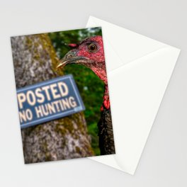 Smart Bird Stationery Cards