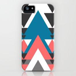Triangle Maniac Vol 4 iPhone Case