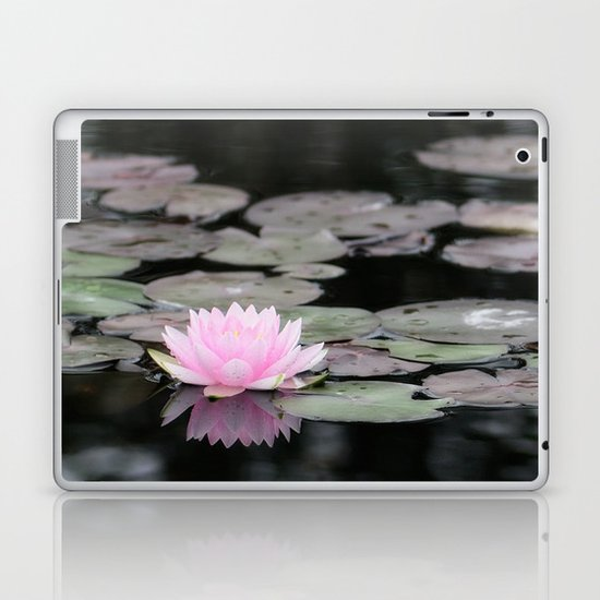 The Lily Pad Laptop & iPad Skin