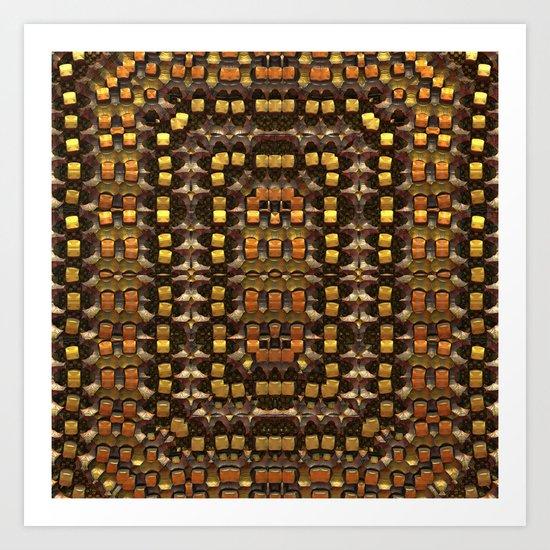 Texture #19 Art Print