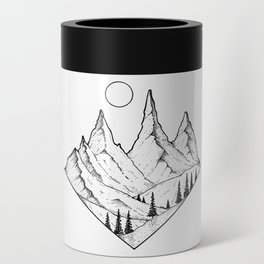 Peaks Can Cooler