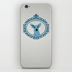 Aristocratic Mini Pinscher iPhone & iPod Skin