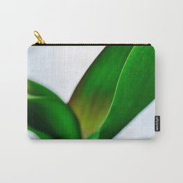 Orchid leaves Carry-All Pouch