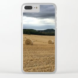 Storm A Coming Clear iPhone Case