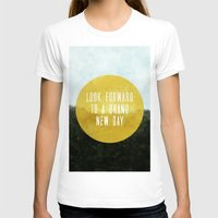 brand new T-shirts featuring Brand New Day by serenefolio