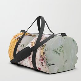 China Through The Looking Glass 3 Duffle Bag