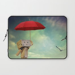 Danbo on tour Laptop Sleeve
