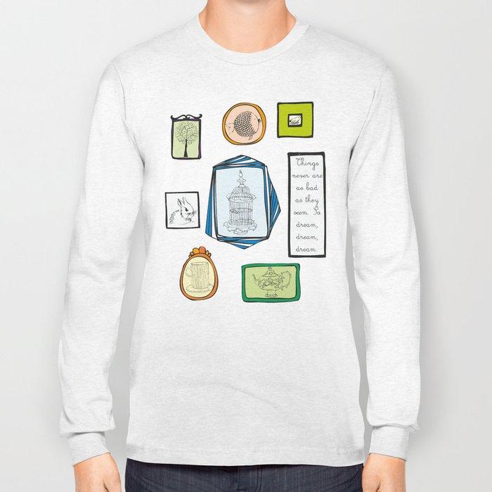 Frames Long Sleeve T-shirt