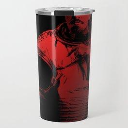 Cosmonaut Vlad Travel Mug