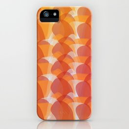 The Jelly Wave Collection iPhone Case