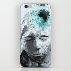 Puzzled iPhone Skin