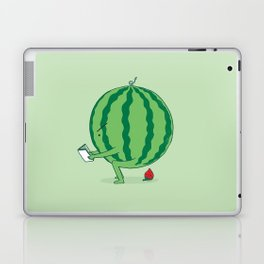 The Making of Strawberry Laptop & iPad Skin