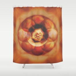 Sacral Song (Sacral Chakra) Shower Curtain