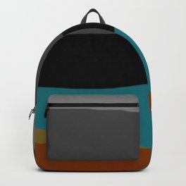Evening Beach View Backpack