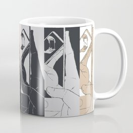 iFail Cascade right inverse (Picture This!) Coffee Mug