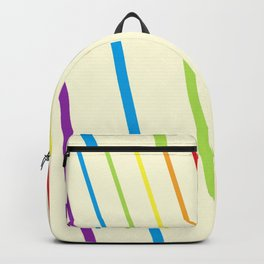 Finding the Rainbow Backpack
