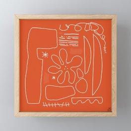 La Mer, No. 002 Framed Mini Art Print