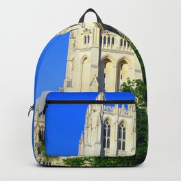 Washington National Cathedral Backpack