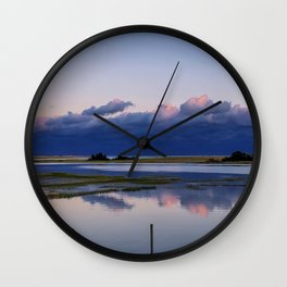 Before the Storm Comes Wall Clock