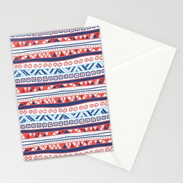 Native Graphism Stationery Cards