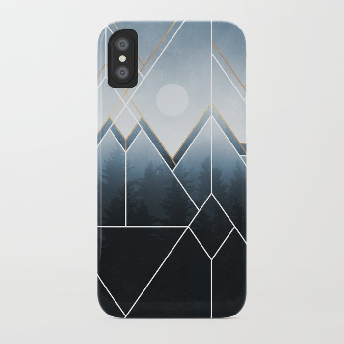 Fading North iPhone Case