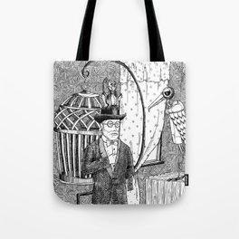 Metal Menagerie Tote Bag